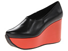 Calvin Klein Collection - Magda (Black/Flame) - Footwear