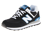 New Balance Classics M574 Black SP14 Shoes