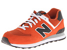 New Balance Classics M574 Orange SP14 Shoes