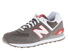 New Balance Classics M574 Grey SP14 Shoes