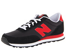 New Balance Classics ML501 Black, Red SP14 Shoes
