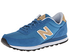 New Balance Classics ML501 Backpack Blue, White, Brown Shoes