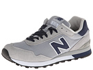 New Balance Classics ML515 Grey, Navy Shoes