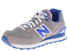 New Balance Classics WL574 Stadium Jacket Grey Shoes