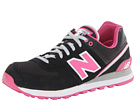 New Balance Classics WL574 Stadium Jacket Black Shoes