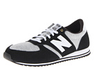New Balance Classics U420 Black SP14 Shoes