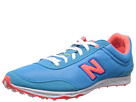 New Balance Classics WL792 Blue, White, Brown Shoes