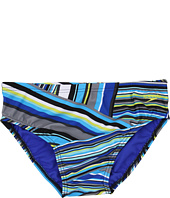 Speedo - Rainbow Stripe Water Polo Brief