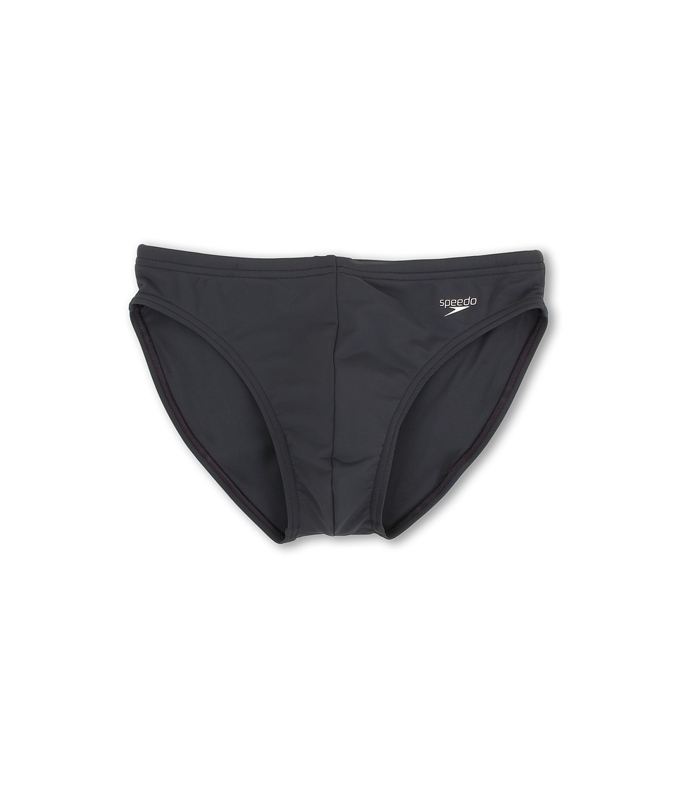 Speedo - Solar 1 Brief (Lava Grey) Men's Swimwear