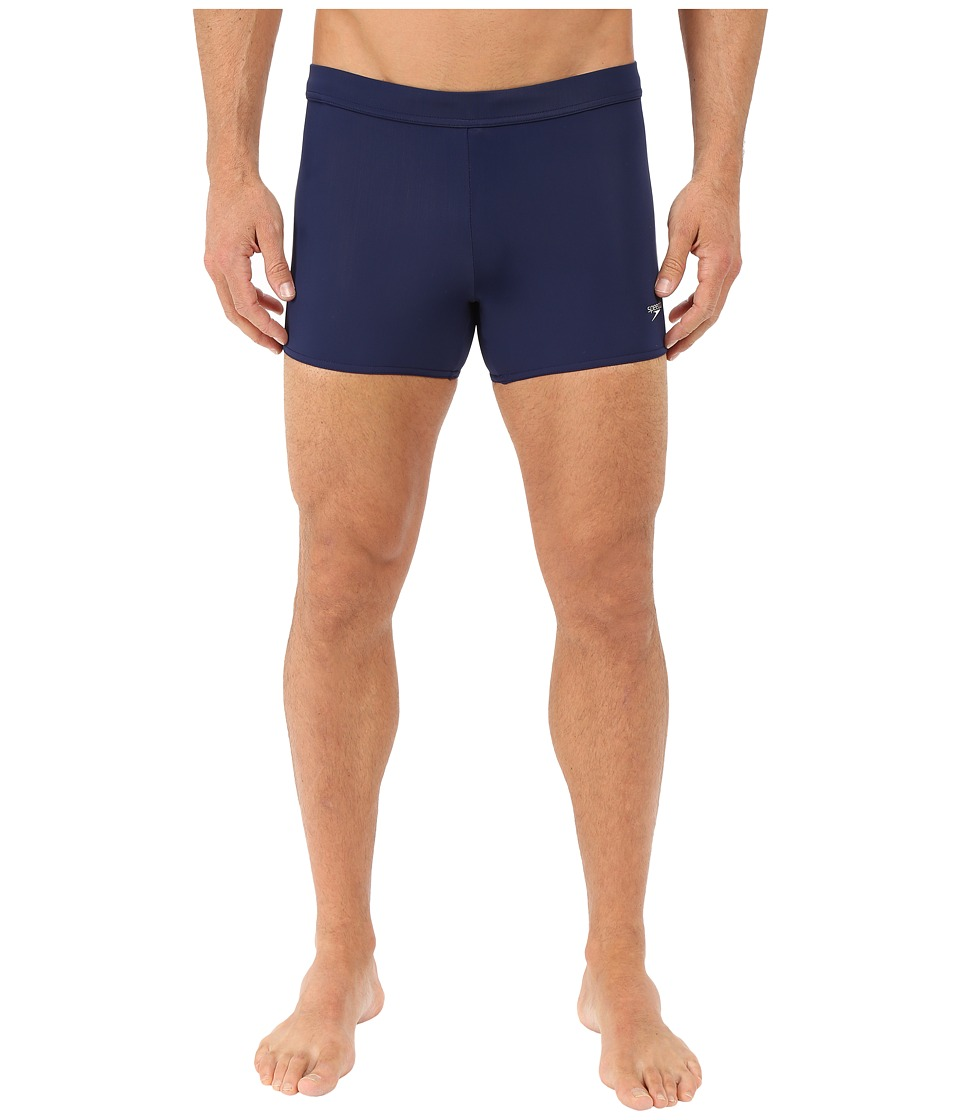Speedo Shoreline Square Leg (Nautical Navy) Men's Swimwear