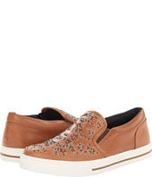 Just Cavalli - Leopard Studded Slip On Sneaker