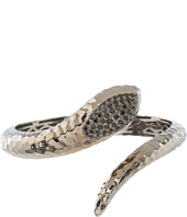 Roberto Coin - Snake Bangle with Black Spinel