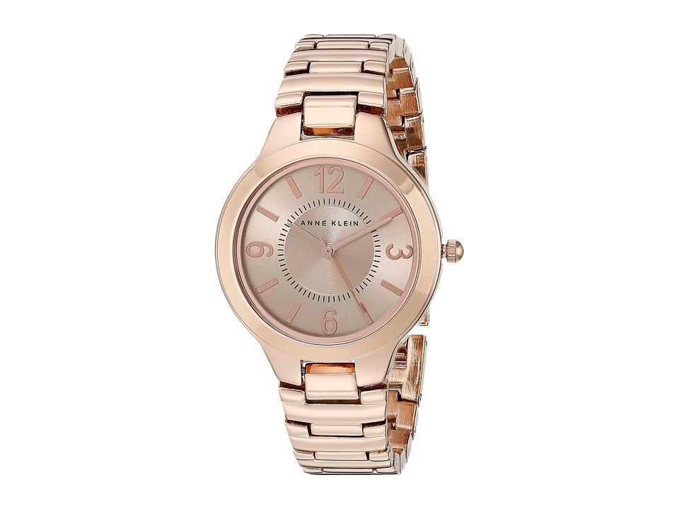 Anne Klein - AK-1450RGRG (Rose Gold) Watches