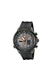Citizen Watches - JY8035-04E Navihawk A-T Eco-Drive Perpetual Chrono Strap Watch