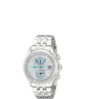 Citizen Watches - FC0000-59D World Time A-T Eco-Drive Mother-Of-Pearl Dial Watch