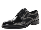 DSQUARED2 - Jazz Laced Up Oxford (Black) - Footwear
