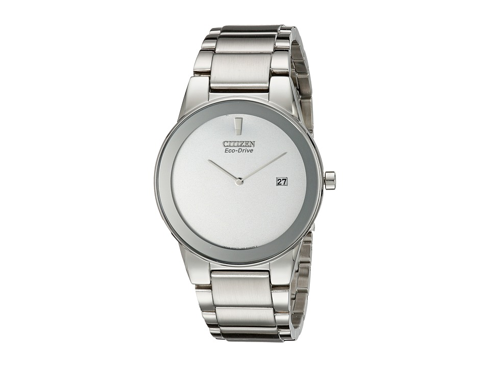 Citizen Watches AU1060 51A Eco Drive Axiom Watch Silver Tone Stainless Steel Analog Watches