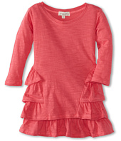 Luna Luna Copenhagen - Softest Slub Jersey Layered Lotus Dress (Toddler/Little Kids/Big Kids)