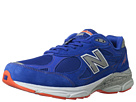 New Balance M990v3 Blue, Orange Shoes