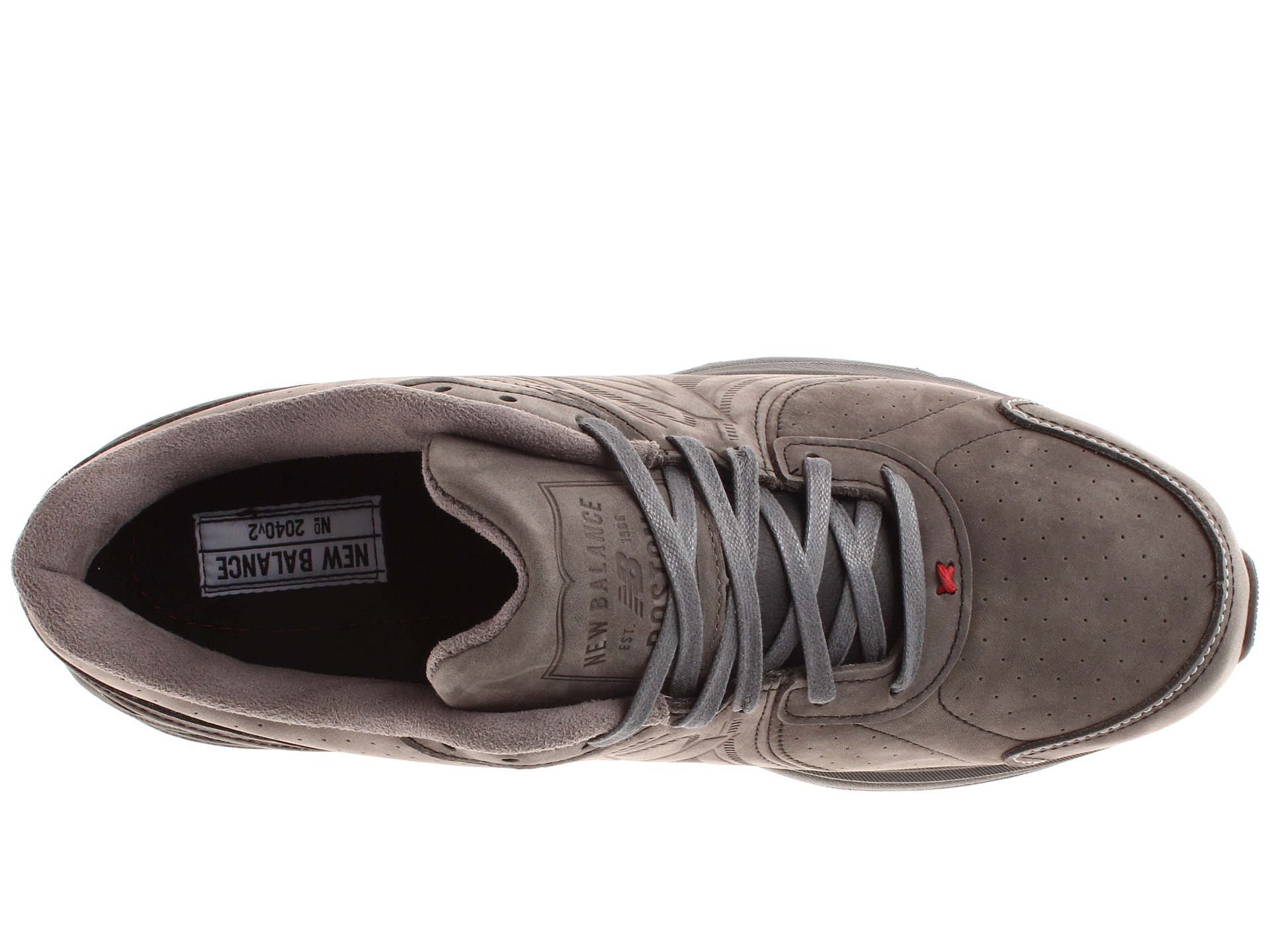 New Balance M2040 Dark Grey SP14 Zapposcom Free