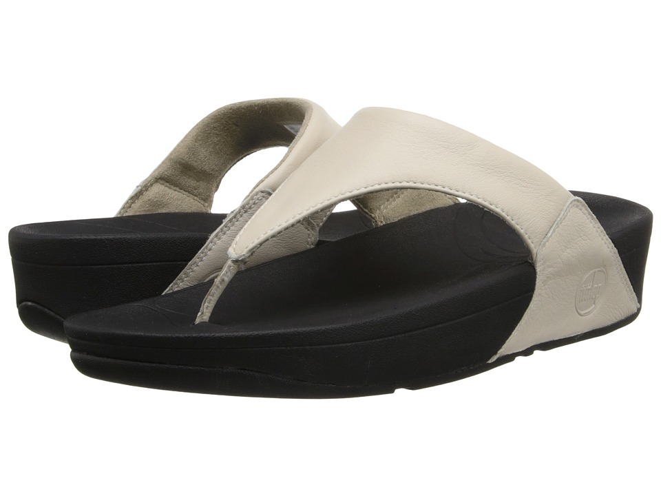 FitFlop - Lulutm (Antique White) Women's Sandals