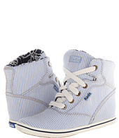 Keds - Wedge Chambray Stripe