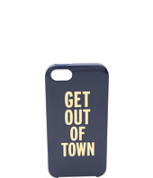 Kate Spade New York - Get Out Of Town Phone Case for iPhone® 5 and 5s