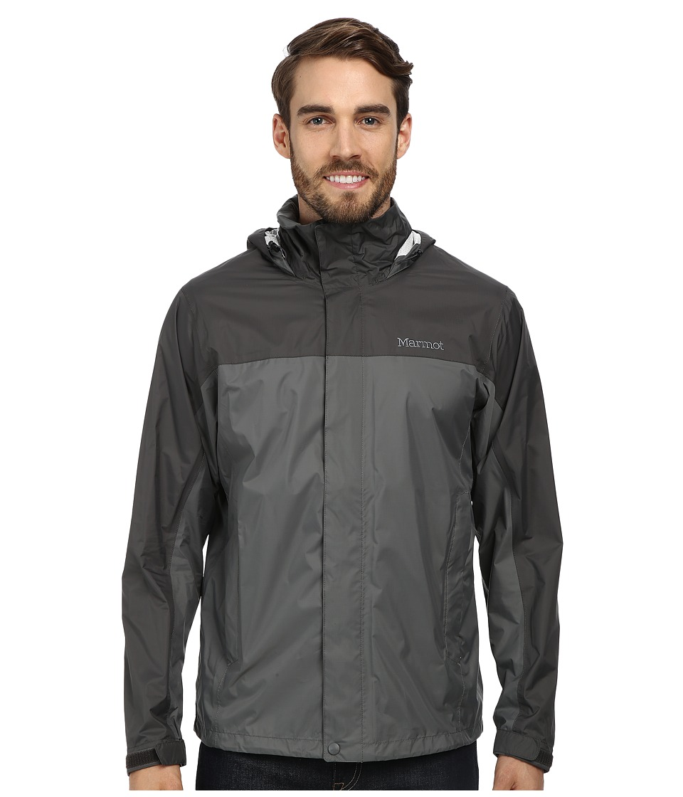 Marmot PreCip Jacket CinderSlate Grey Mens Jacket
