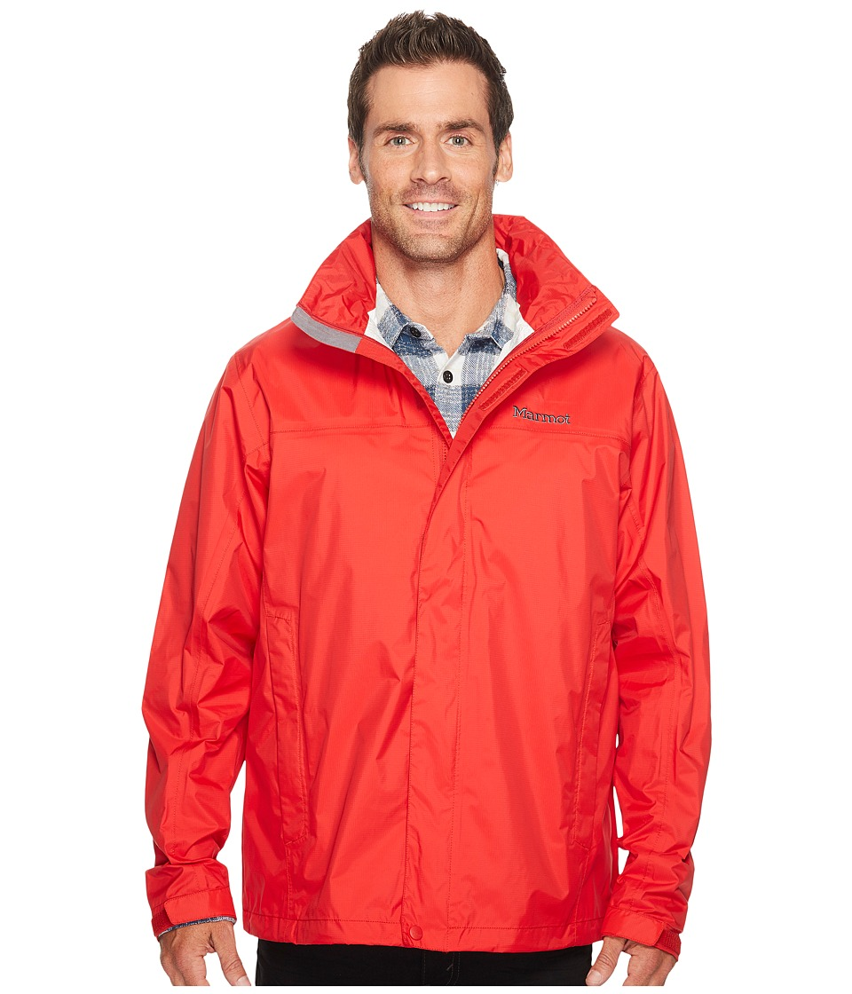 Marmot PreCip(r) Jacket (Team Red) Men