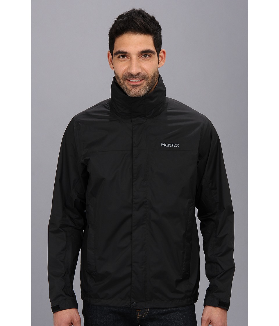 Marmot PreCip Jacket Black Mens Jacket