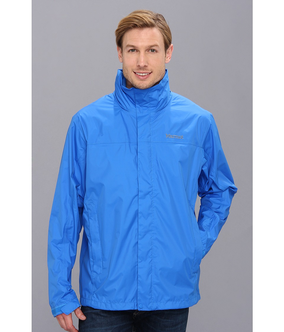 Marmot PreCip Jacket Cobalt Blue Mens Jacket
