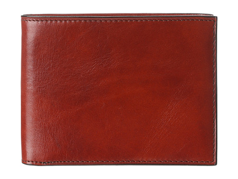 Bosca Old Leather Classic 8 Pocket Deluxe Executive Wallet