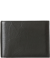 Bosca - Old Leather Continental I.D. Wallet