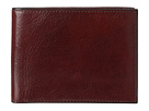 Bosca Old Leather Classic 8 Pocket Deluxe Executive Wallet (Dark Brown)