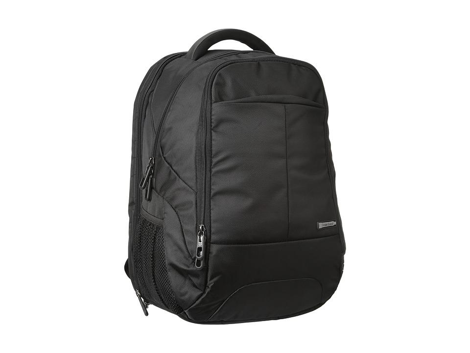 Samsonite - Classic PFT Backpack (Black) Backpack Bags