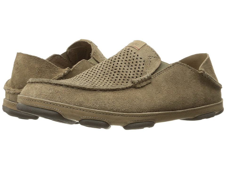 OluKai - Moloa Kohana (Clay/Clay) Mens Slip on  Shoes