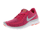 Nike - Free 5.0 V4 (Bright Magenta/Hyper Fuchsia/Turf Orange/Wolf Grey)