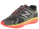 New Balance Kids Fresh Foam 980 Little Kid, Big Kid Grey, Yellow Shoes