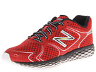 New Balance Kids Fresh Foam 980 Little Kid, Big Kid Red, Black Shoes