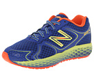 New Balance Kids Fresh Foam 980 Little Kid, Big Kid Blue, Yellow Shoes