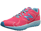 New Balance Kids Fresh Foam 980 Little Kid, Big Kid Pink, Blue Shoes