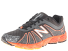 New Balance Kids 890v4 Big Kid Grey, Orange Shoes