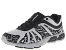 New Balance Kids 890v4 Big Kid Black, Silver Shoes