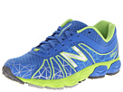 New Balance Kids 890v4 Little Kid Blue, Green Shoes