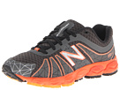 New Balance Kids 890v4 Little Kid Grey, Orange Shoes