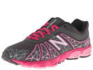 New Balance Kids 890v4 Big Kid Grey, Pink Shoes