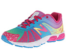 New Balance Kids 890v4 Little Kid Rainbow Shoes