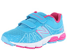 New Balance Kids KG890v4 Little Kid Blue, Pink Shoes