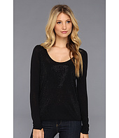 Graham and Spencer - Mbt3854 L/S Scoop Neck Top