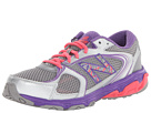 New Balance Kids KJ635 Little Kid, Big Kid Pink, Purple Shoes